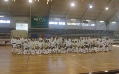 HCM recebeu o I Estágio de Formação de Karate