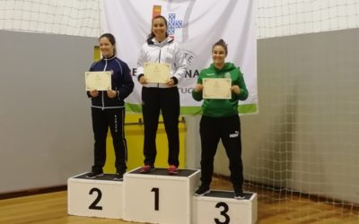 Gabriela Dias participou na 3ª Liga Olímpica