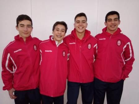 4 atletas do HCM representam a AP Aveiro no 43º Inter-Regiões