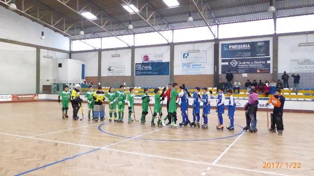 sub15 – FC Bom Sucesso-1×3-HCM: Tarefa cumprida!