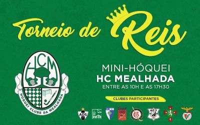 HC Mealhada organiza torneio de mini-hóquei no próximo Sábado!