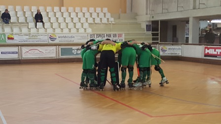 Seniores  do HCM  vencem e continuam a liderar na 3ª Divisão –  Zona B