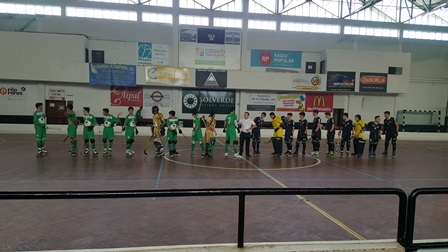 sub17 do HCM vencem em Espinho (1-2)