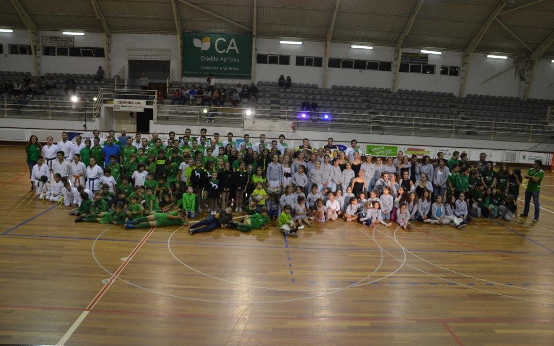 HC Mealhada celebrou o Dia do Clube e apresentou todas as suas secções!