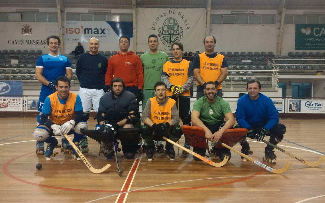 Veteranos do HCM vão participar no próximo fim-de-semana na 3ª Copa da Europa