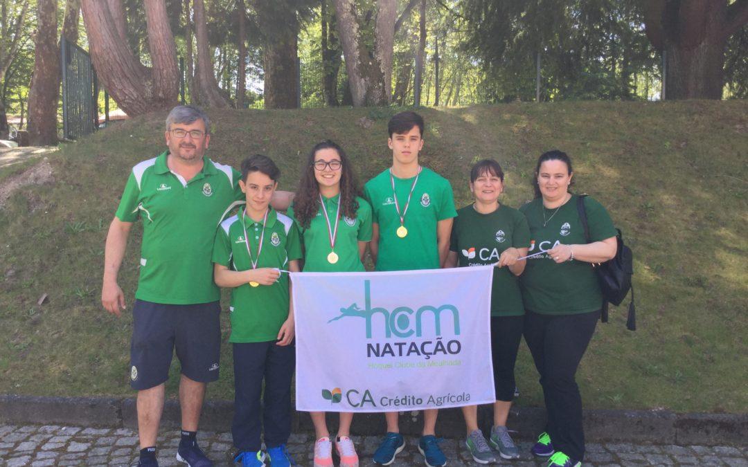 Atletas do HCM/CCA obtiveram resultados de excelência no fim-de-semana!