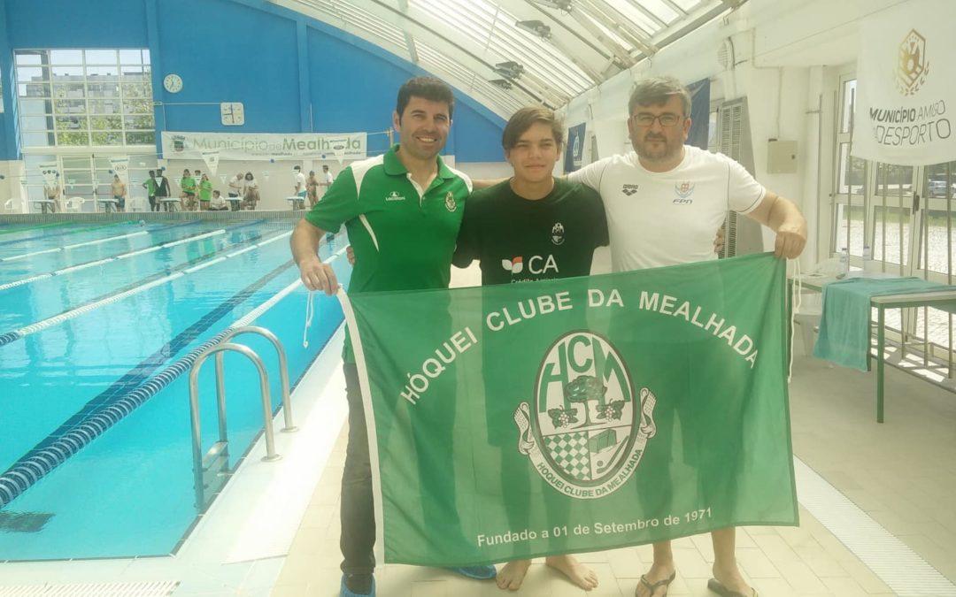 """Nuno Gabriel Ferreira do HCM/CCA """"brilhou"""" nos 1° Jogos ANDDI Portugal"""