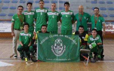 Sub15 do HCM conquistam VII Torneio Internacional de Viana do Castelo