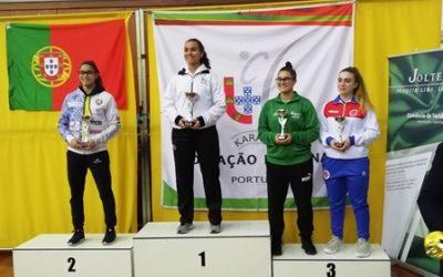 Gabriela Dias obteve excelente resultado no XXV Open Internacional de Vila das Aves