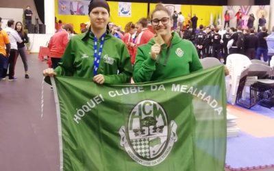 HCM esteve presente no Open Internacional NPK Matosinhos