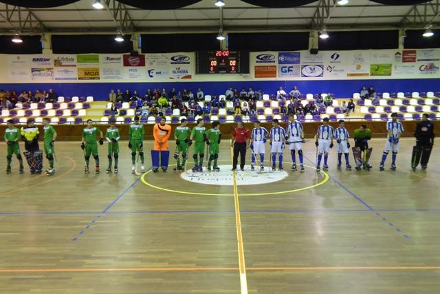 Sub17: FC Oliveira Hospital-1×3-HC Mealhada