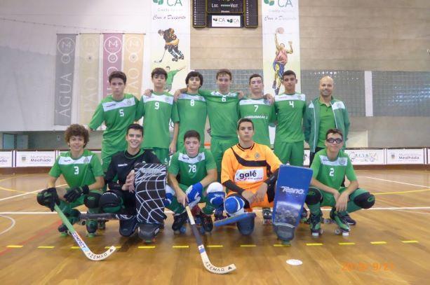Sub17 do HC Mealhada iniciam a disputa do seu Campeonato no Sábado!